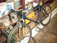 I have for sale or trade the following Bicycles;.  80's