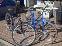Schwinn Collegiate Blue Female Bicycle-$75.0 Classic