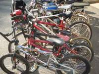 Bicycles - Moutain * Road * Childrens $25-$225 OBRO Or