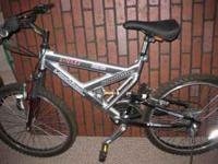I selling ;PULSE VERTICAL; shimano equipped bike 21