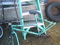 I have two whole bikes and one frame want 100 each for