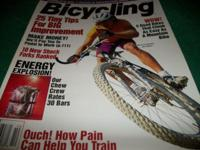 Bicycling October 1994,Trail Test's Raleigh MT700,