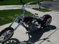 2007 Big Bear Choppers SLED PRO-STREET 300, 1 OWNER