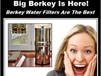 Big Berkey Water FilterI Purchased a Big Berkey Water