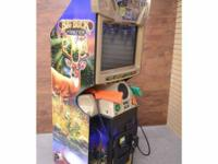 This pre-owned Big Buck Hunter Pro shooting game was
