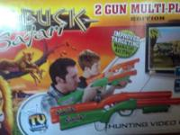 We have a new in the box BIG BUCK SAFARI plug and play