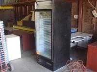 Used Beverage-Air Model: M27 Commercial refrigirator/or