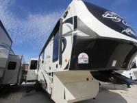 Big Country Residential 3650RL 5th Wheel -Full Size
