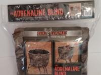 Big Game Treestands The Adrenaline Blind (Adrenaline