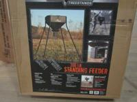 $165.00 The Big Game Treestands 200# Standing Feeder is