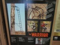 $85.00 The Warrior is a basic single ladder with a few