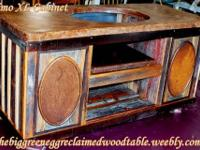 We custom build all styles of Reclaimed Wood Tables /