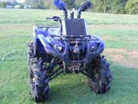 2008 YAMAHA GRIZZLY 700 EFI WITH POWER STEERING!! 680