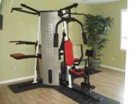 i have a big three station weider pro 4900 series home