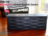 I have a BIG JAMBOX speaker that has actually never