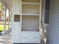 Nice sturdy cabinet for sale.  Formally held a wall