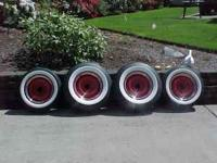 This is a full set of WSW radial tires (from Diamond