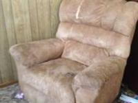 Have his and her big man recliners. Paid 400.00 a piece