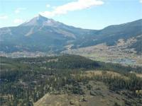 Located off Michener Creek Road in Big Sky, MT this
