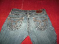 "Size 26 R Big Star ""liv"" style Jeans in really good"