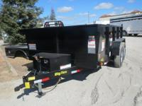 Trailer information New 2015 Big Tex 12LX 12, 83 amp