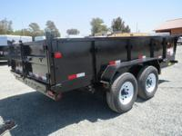 Trailer information New 2015 Big Tex 14LX 14, 83 amp