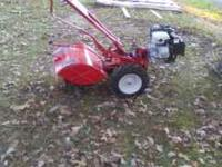 troybilt horse tiller 24 inch 14.5 hp with high and low