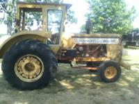 1965 Minneapolis-Moline 110 HP Propane Power and uses
