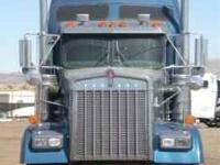I have semis for sale, or parts available. I have all