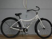 HARD TO FIND GENESIS BIG WHEEL BEACH CRUISER..32 X2.125