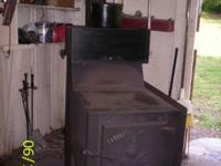 I have a real nice Wood Stove for sale, It is very Big