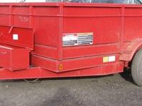Big Bee 6ftx12ft Red Dump Trailer Price: $6,900