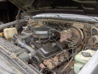 Big Block 454 Engine Chevy T 400 RUNS in crew cab 110K