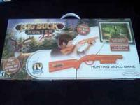 I have an unopened buck hunter pro as seen in the pic