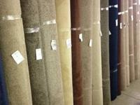 We are a small family owned business with a HUGE carpet