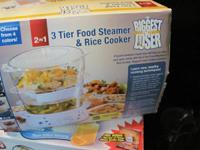 Biggest Loser 3 Tier Food Steamer   Come check this