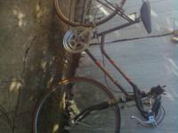 "COLUMBIA 26"" WHEELS ,12 SPEED BIKE ... A BLAST FROM THE"