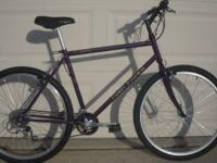 Great Original Condition Bike. Quick release Wheels and