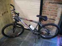 "Roadmaster MT Sport SX 26"" 18 speed mountain bike. Good"