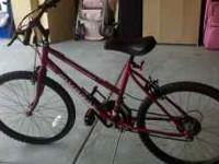 I have a bike for sale. It's a smaller sized bike for