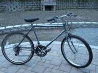 1 boys Huffy Scout, 26 inch, 5 speed, very good