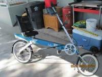 I have a 1999 BikE semi recumbant bike for sale,am