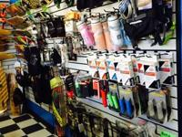 We carry all accessories to make your Bike riding