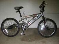 Have For Sale X Game Bike Like New $60.00 Baseball Bat