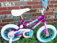 I have a 12 inch Huffy Sea Star SeaStar for $35. 00.