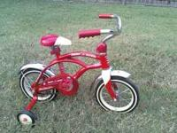 I have several bikes for sale.Starting with a childs
