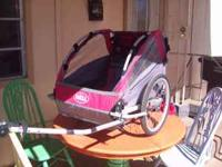 Bell Bicycle cart for sale $65.00. Please call . Please