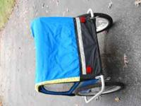 Bike Cart, Excellent Condition, can hold 2 toddlers,