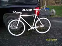 TOTO Urban Fixed Gear Bike (see a photo at