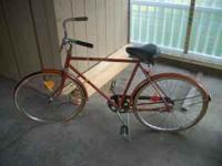 Mens bike $15 or best offer Call Brian  Location: Bay